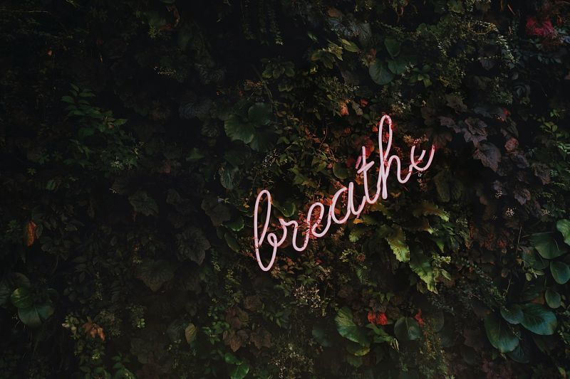 1,2,3 Breathe., 1,2,3 Breathe